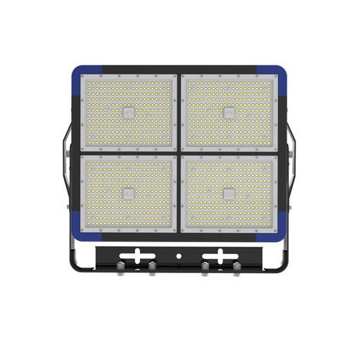10 Degree Beam Angle LED Stadium Lights SAA TUV 720W LED Floodlights For Airport