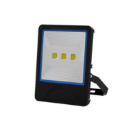 150W COB Led Floodlight, Residential Outdoor Led Flood Lights