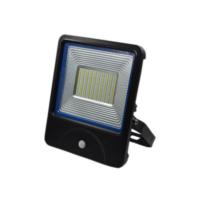 Factory Hotsell Good Price 110V 220V 230V TUV Outdoor Landscape Lighting 50W PIR SMD LED Floodlight