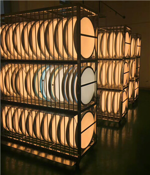 Factory-best-selling-Grey-body-IP65-50W-RGB-LED-Flood-light