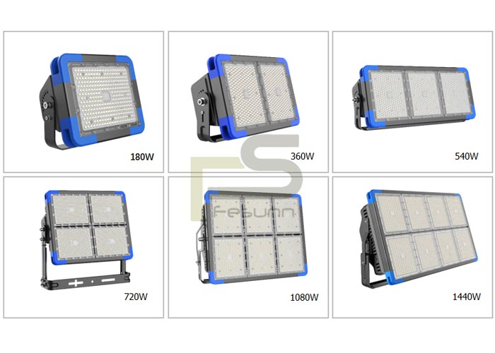 Factory hotsell good price 110V 220V 230V TUV High Power LED Stadium Lights For Outdoor Landscape Lighting