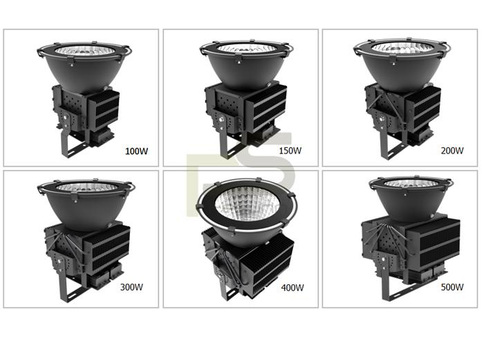 Good quality good price for AC85-265V 500W High Power LED Floodlight