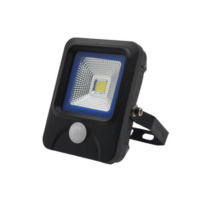 High Bright outdoor LED PIR FLoodlight 10W