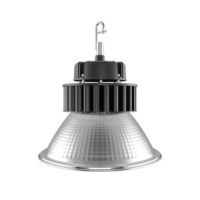 High lumen 100W LED High Bay Lights Philps Chips for Highway Toll Stations