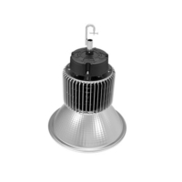 Meanwell Driver 200W High Bay LED Lights Extruded Aluminum For Warehouse Lighting