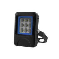 TUV CE FCC SAA approved slim LED Floodlight 10W