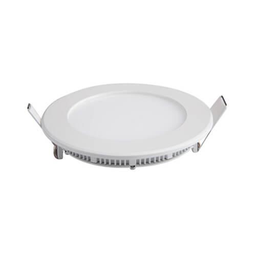 low price 18w concave elegant led ceiling flat panel lamps no mercury. Black Bedroom Furniture Sets. Home Design Ideas